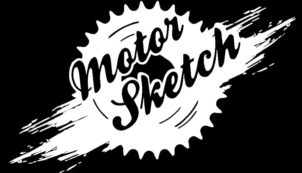 Motor Sketch Art